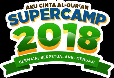 title acara supercamp 2018 griya tilawah cinta al quran