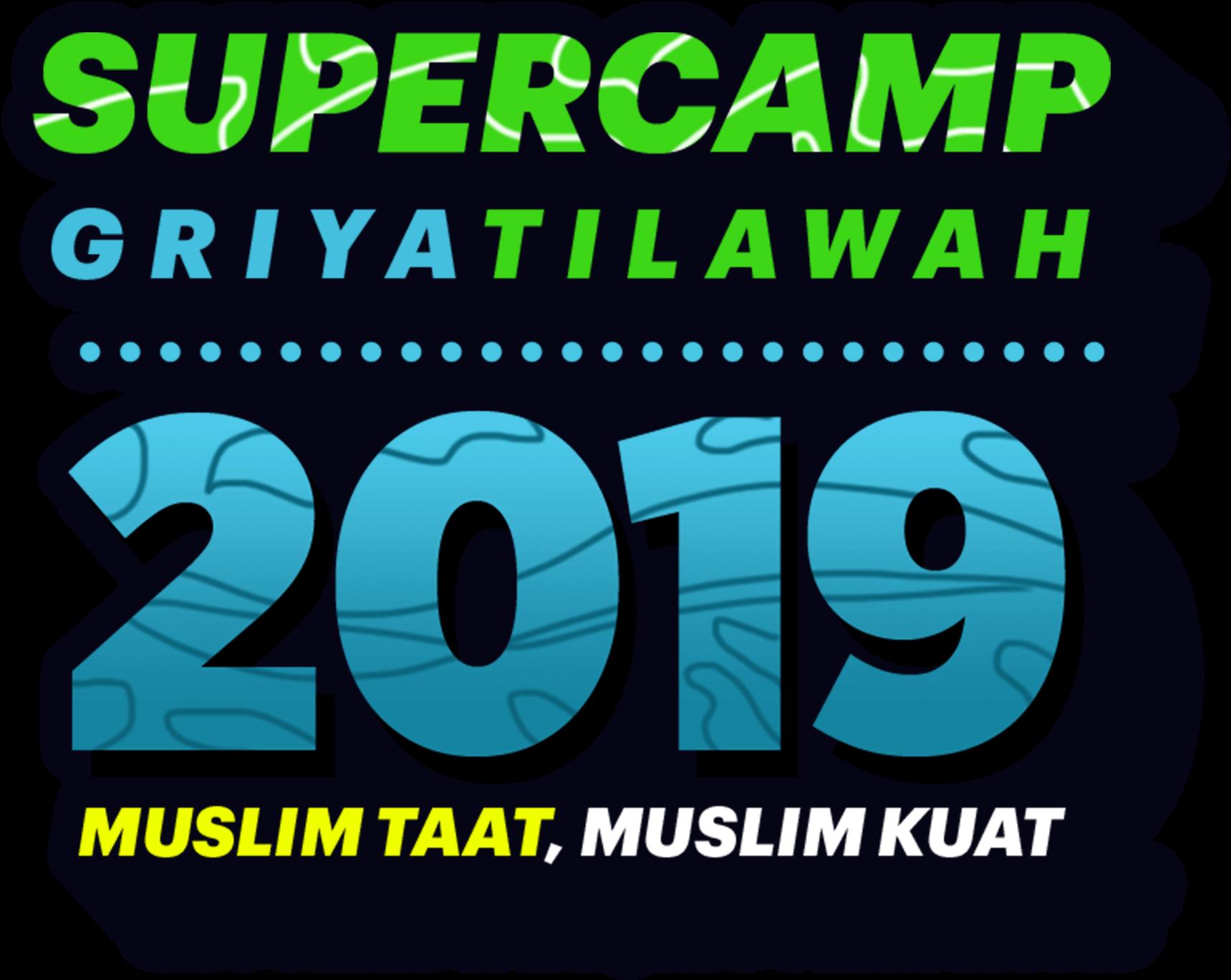 Supercamp 2019 griyatilawah